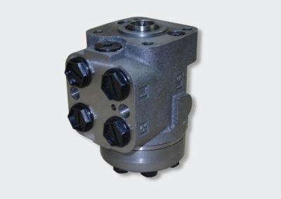 Power steering units