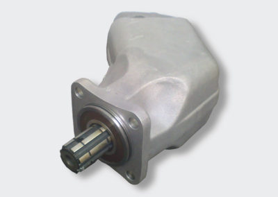 Piston-type hydraulic pump