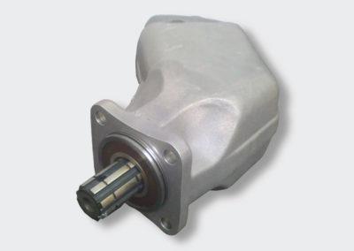 Piston-type hydraulic pump