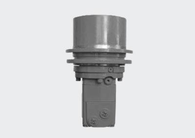 Hydraulic motor WGB